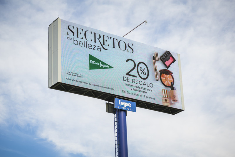 Mejorar el branding con la publicidad exterior