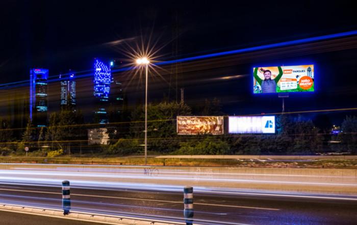 pantallas led para publicidad exterior